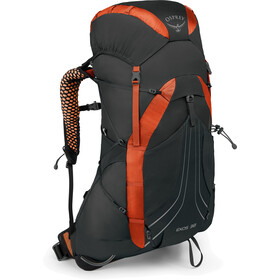 Osprey Exos 38 Backpack Blaze Black